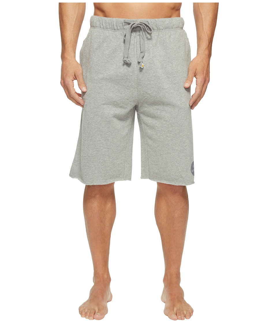 Life is Good - Life is Good(r) Dot Lounge Short (Heather Gray) Men's Shorts