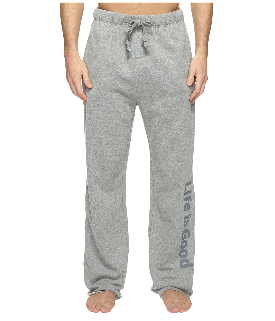 Life is Good - Life is Good(r) Bold Lounge Pant (Heather Gray) Men's Casual Pants