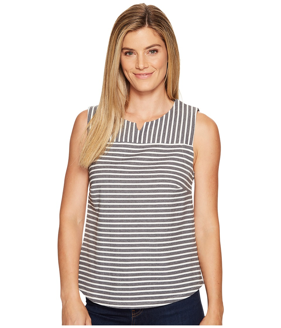 FIG Clothing - Jax Top (Black Stripe) Women's Clothing