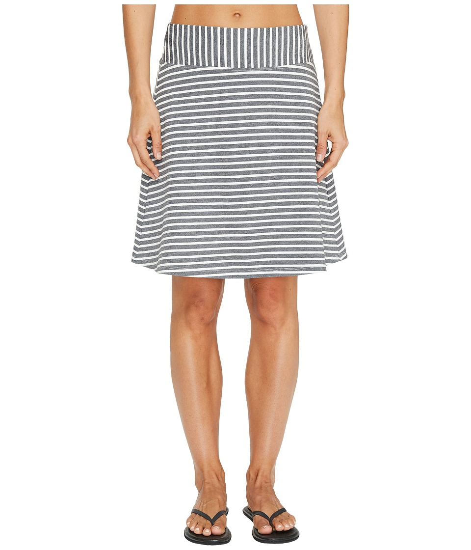 FIG Clothing - Aby Skirt (Black Stripe) Women's Skirt