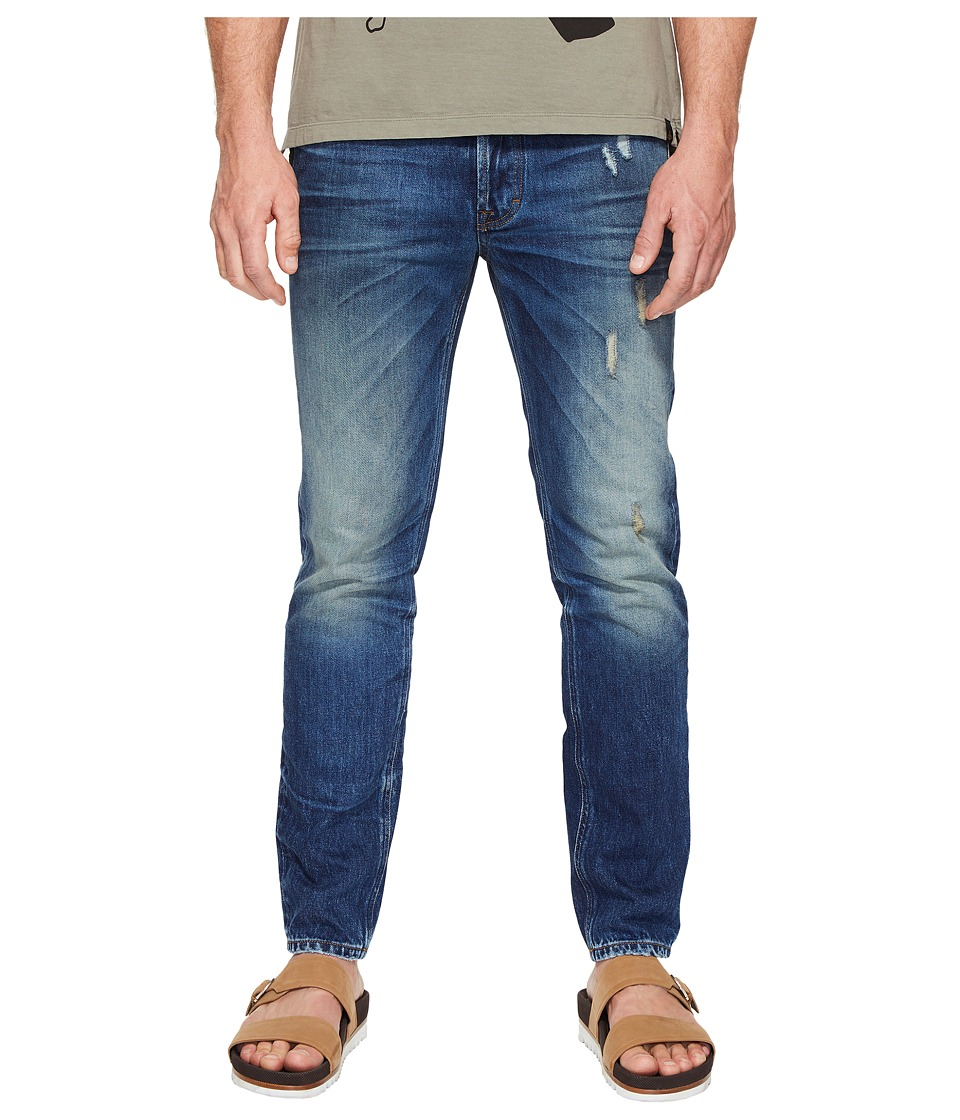 Vivienne Westwood - Anglomania Lee Johnstone Jeans in Blue Denim (Blue Denim) Men's Jeans