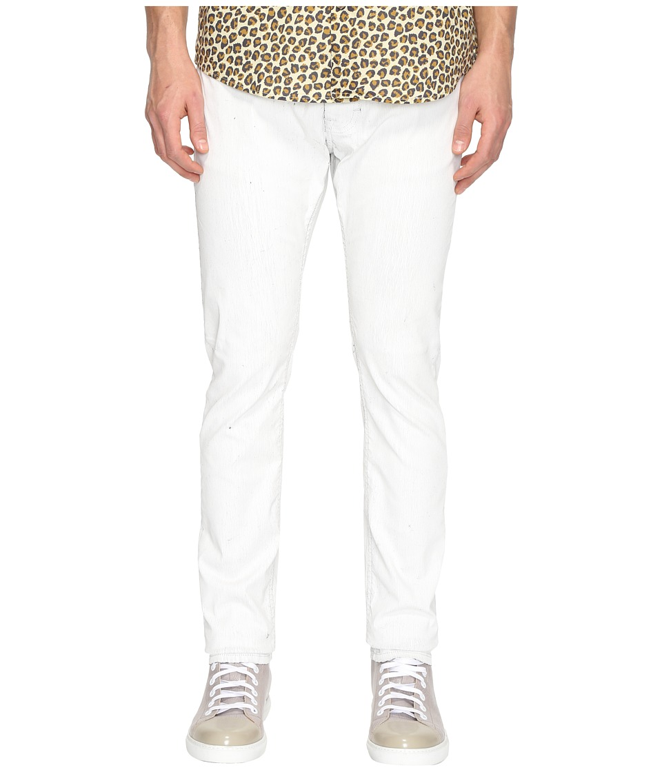 Vivienne Westwood - Anglomania Lee Don Karnage Jeans in Bright White (Bright White) Men's Jeans
