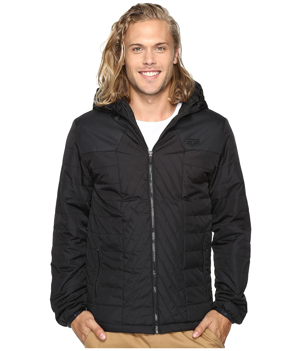 Fox - Gweeds Jacket (Black) Men's Coat