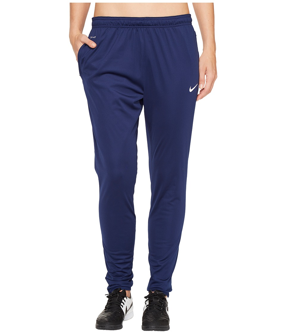 Nike - Dry Soccer Pant (Binary Blue/White/White) Women's Casual Pants