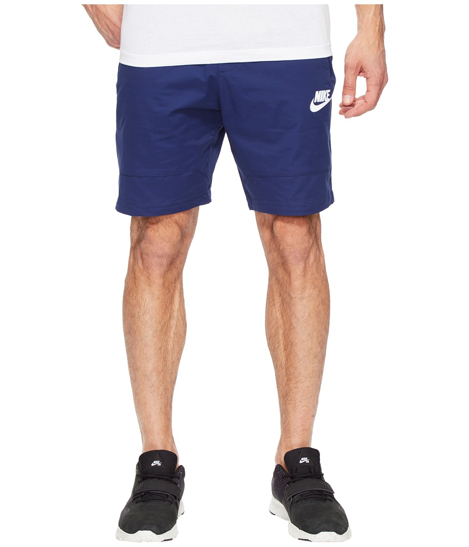 Nike Sportswear Advance 15 Short (Binary Blue/White) Men