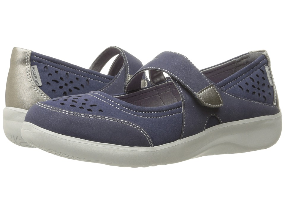 Rockport - Emalyn Mary Jane (Blue) Women's Maryjane Shoes