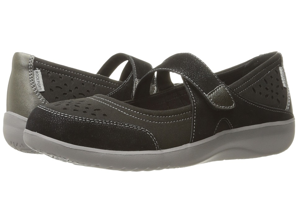 Rockport Emalyn Mary Jane (Black) Women