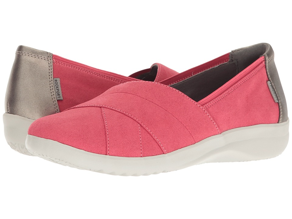 Rockport Emalyn Slip-On (Coral) Women