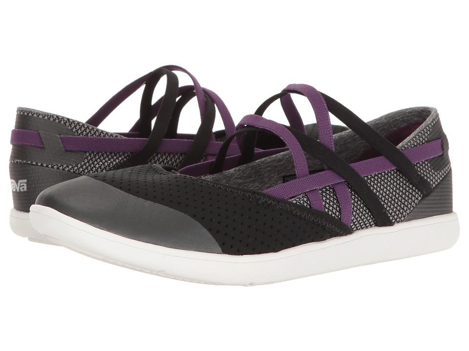 Teva - Hydro-Life Slip-On (Black) Women's Shoes