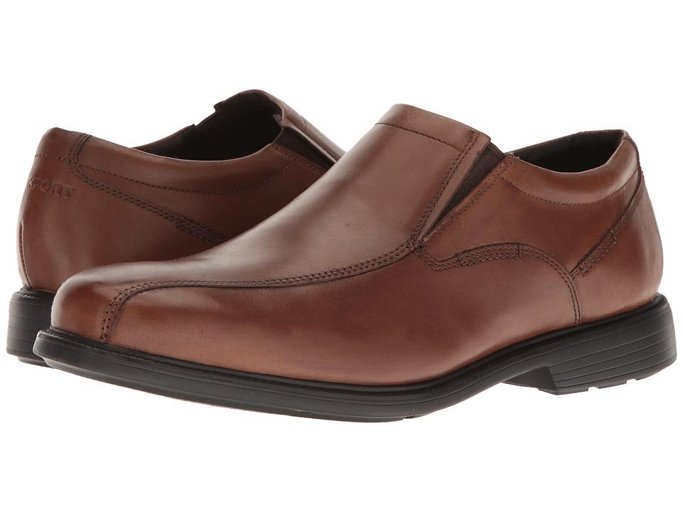 Rockport Charles Road Slip-On (Truffle Tan) Men