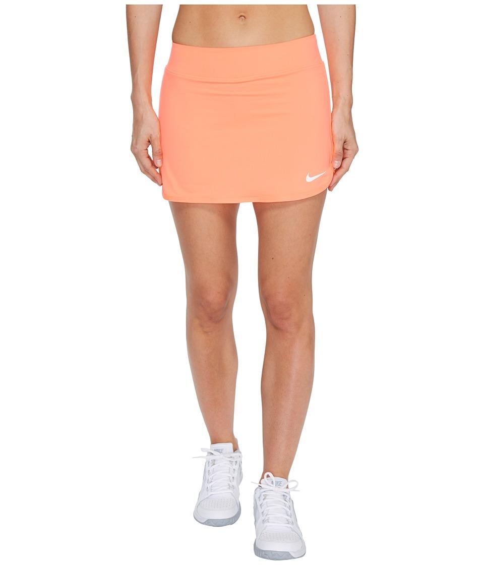 Nike - Pure Skirt (Tart/White) Women's Skort