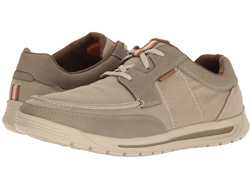 Rockport - Randle Moc Toe (Sand) Men's Shoes