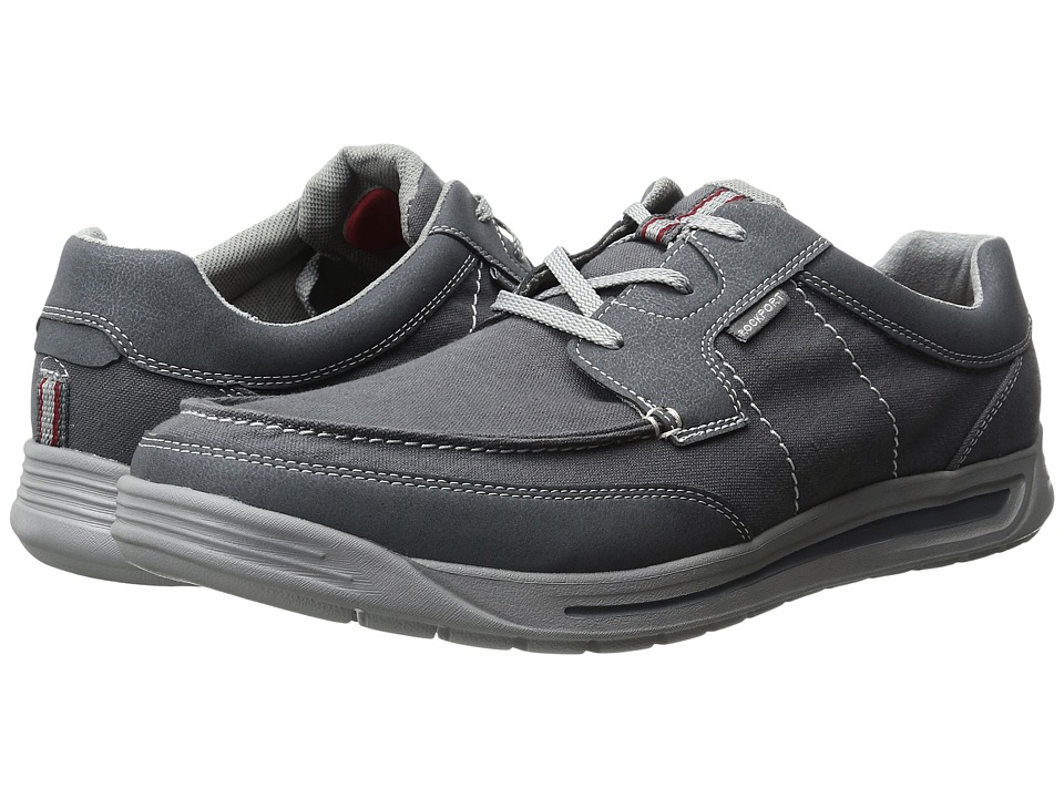 Rockport - Randle Moc Toe (Castlerock Grey) Men's Shoes