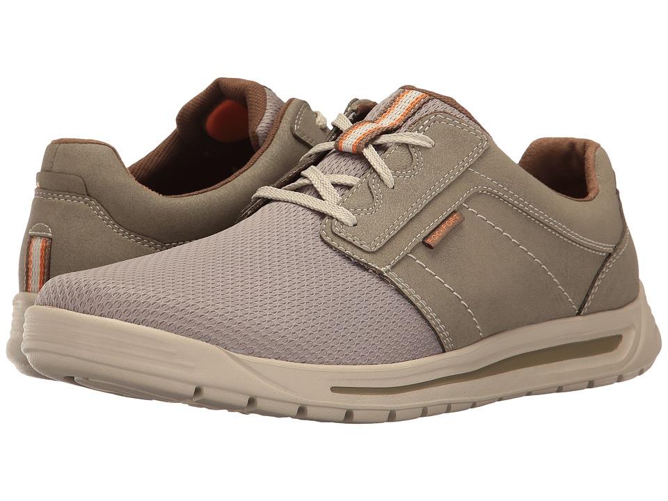 Rockport - Randle Plain Toe Sneaker (Sand) Men's Shoes