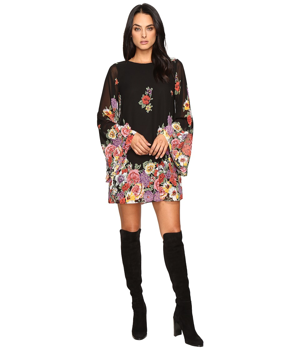 Show Me Your Mumu - Bombshell Dress (Falling Florals) Women's Dress