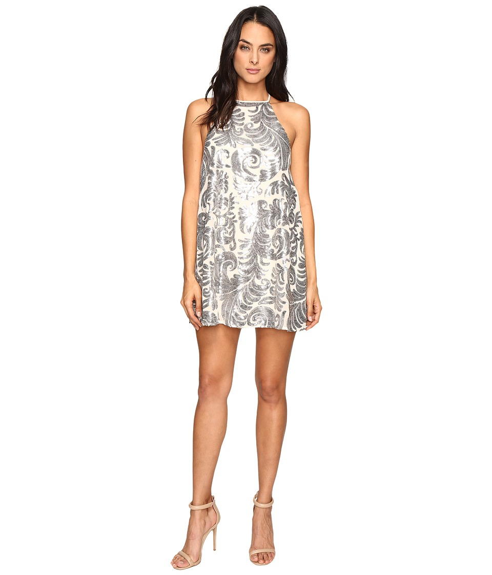 Show Me Your Mumu - Gomez Mini Dress (Crystal Crown Blush) Women's Dress