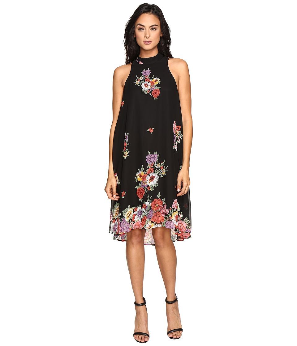 Show Me Your Mumu - Verona V-Back Dress (Falling Florals) Women's Dress