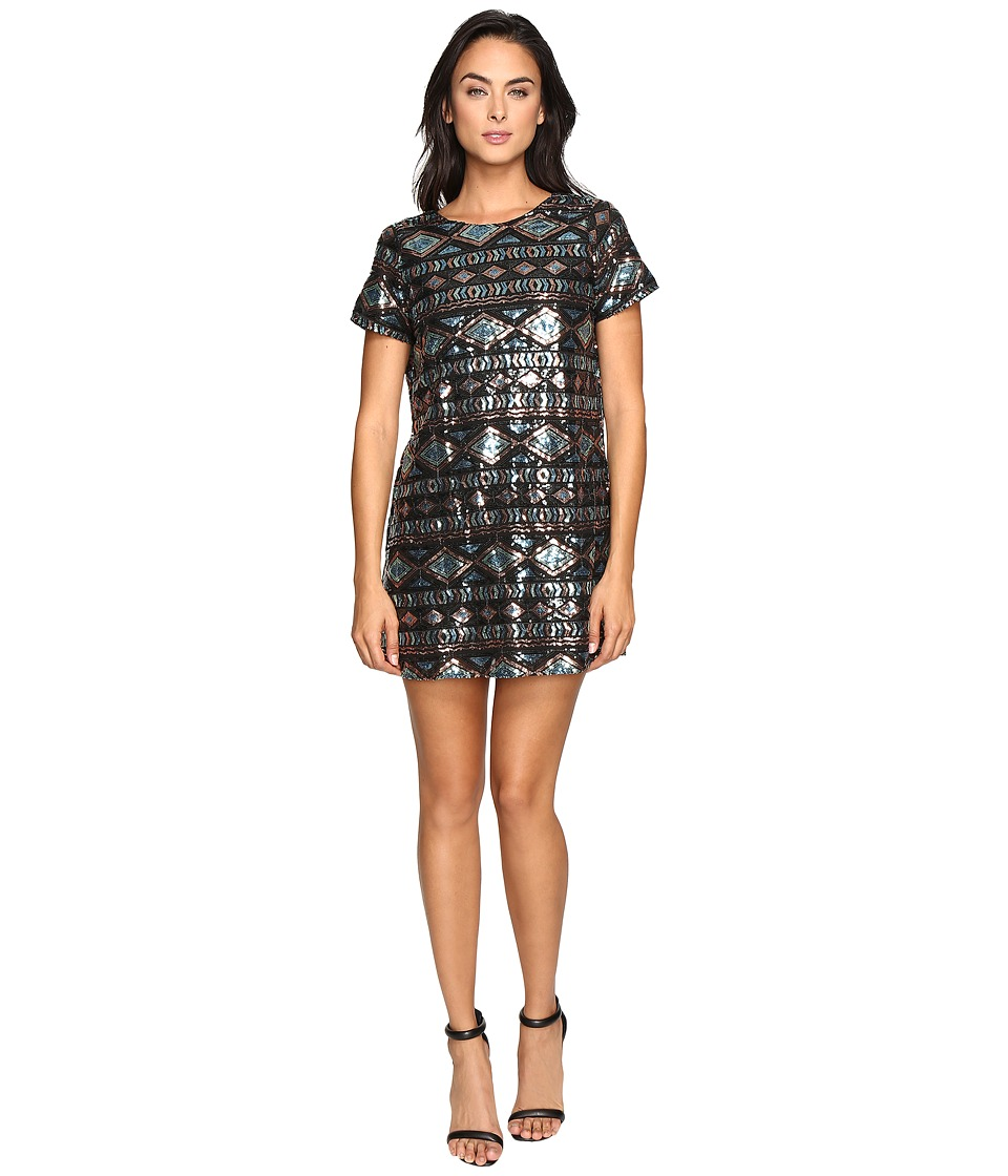 Show Me Your Mumu - Tallulah Dress (Dark Diamonds) Women's Dress