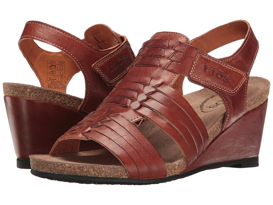 Taos Footwear - Tradition (Cognac) Women's Shoes