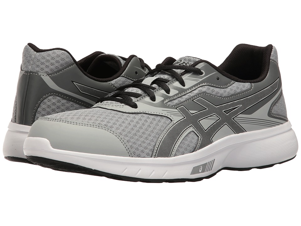 ASICS Stormer (Mid Grey/Black/Carbon) Men