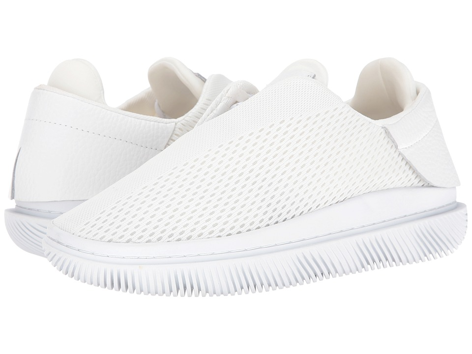 Clear Weather - The Convx (White Mesh) Men's Shoes