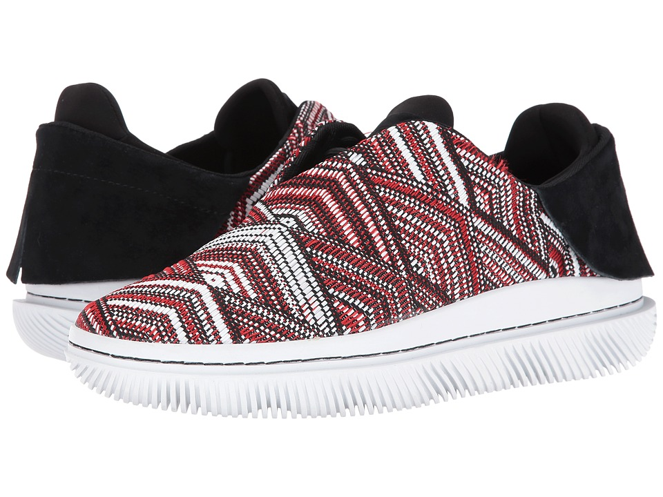 Clear Weather - The Convx (Geo Red/Woven) Men's Shoes