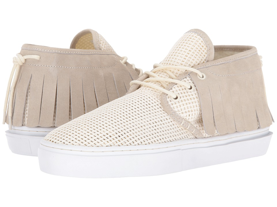 Clear Weather - The One-O-One (Cream Mesh) Men's Shoes