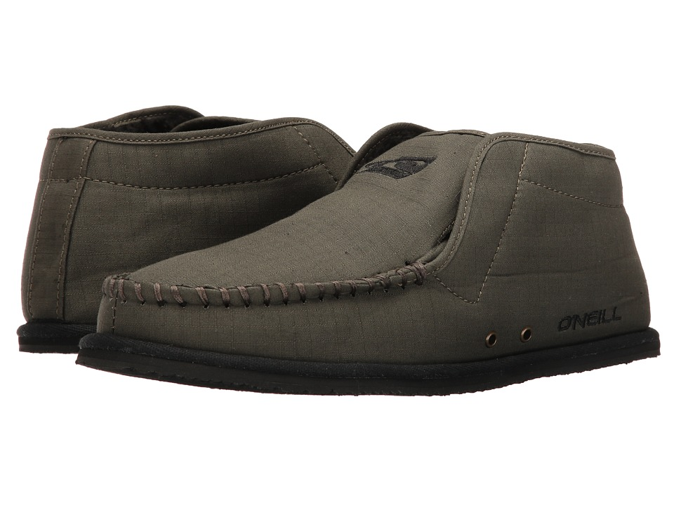 O'Neill - Surf Turkey Original (Army) Men's Slippers