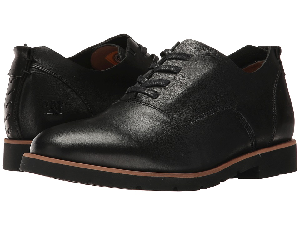 Caterpillar - Bushwick (Black) Men's Lace up casual Shoes
