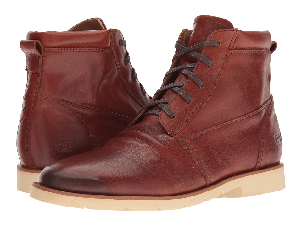 Caterpillar - Ike (Whiskey) Men's Lace-up Boots