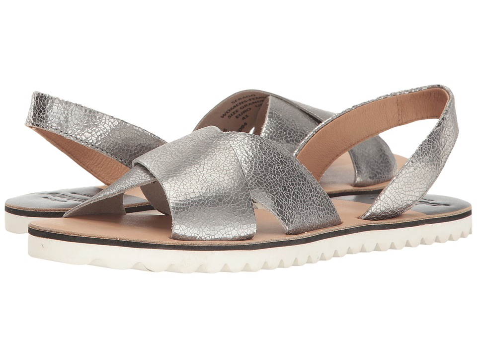 Sebago - Sidney Slingback (Metallic Leather) Women's Shoes