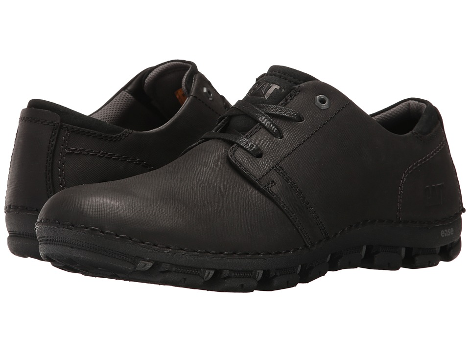 Caterpillar - Mitigate (Black) Men's Lace up casual Shoes