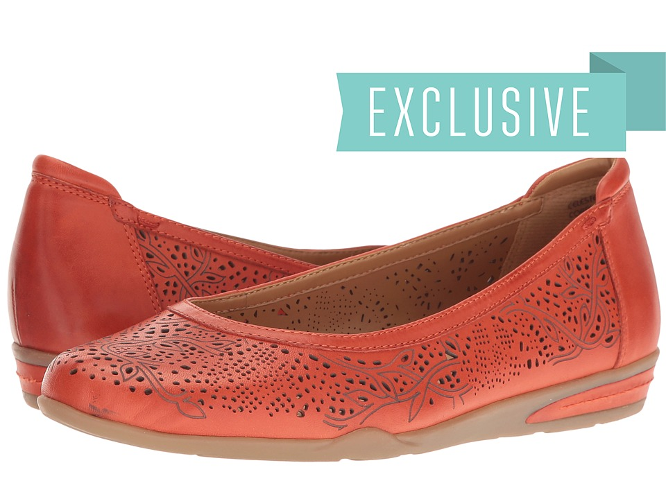 Earth - Celeste (Coral) Women's Shoes