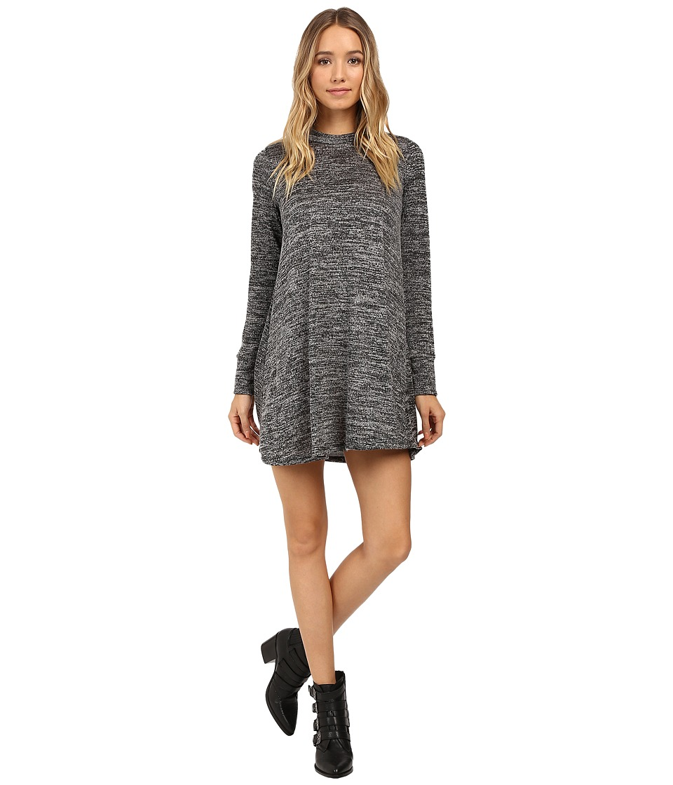 Lucy Love - Max Chill Dress (Fog) Women's Dress