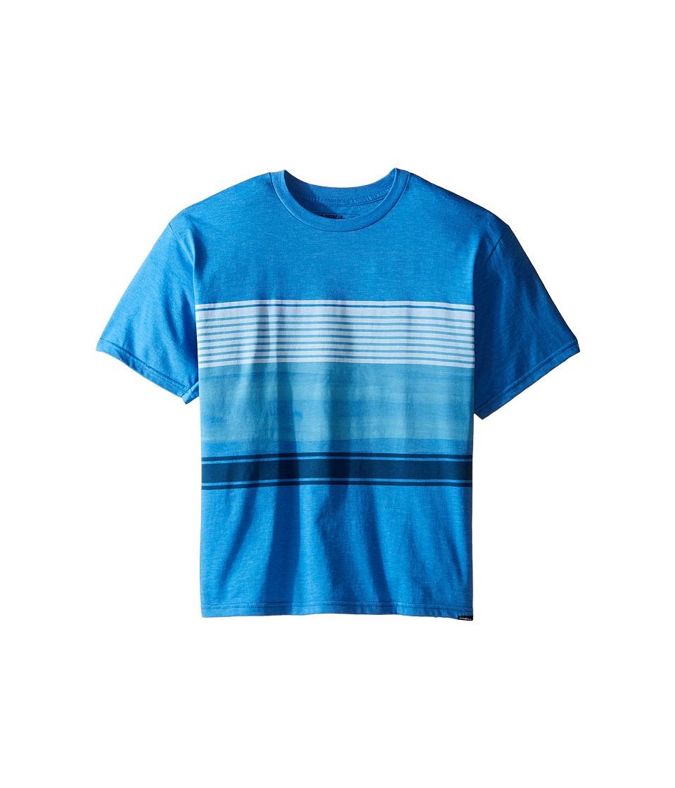 O'Neill Kids - Hijinx Tee (Big Kids) (Heather Royal Blue) Boy's T Shirt