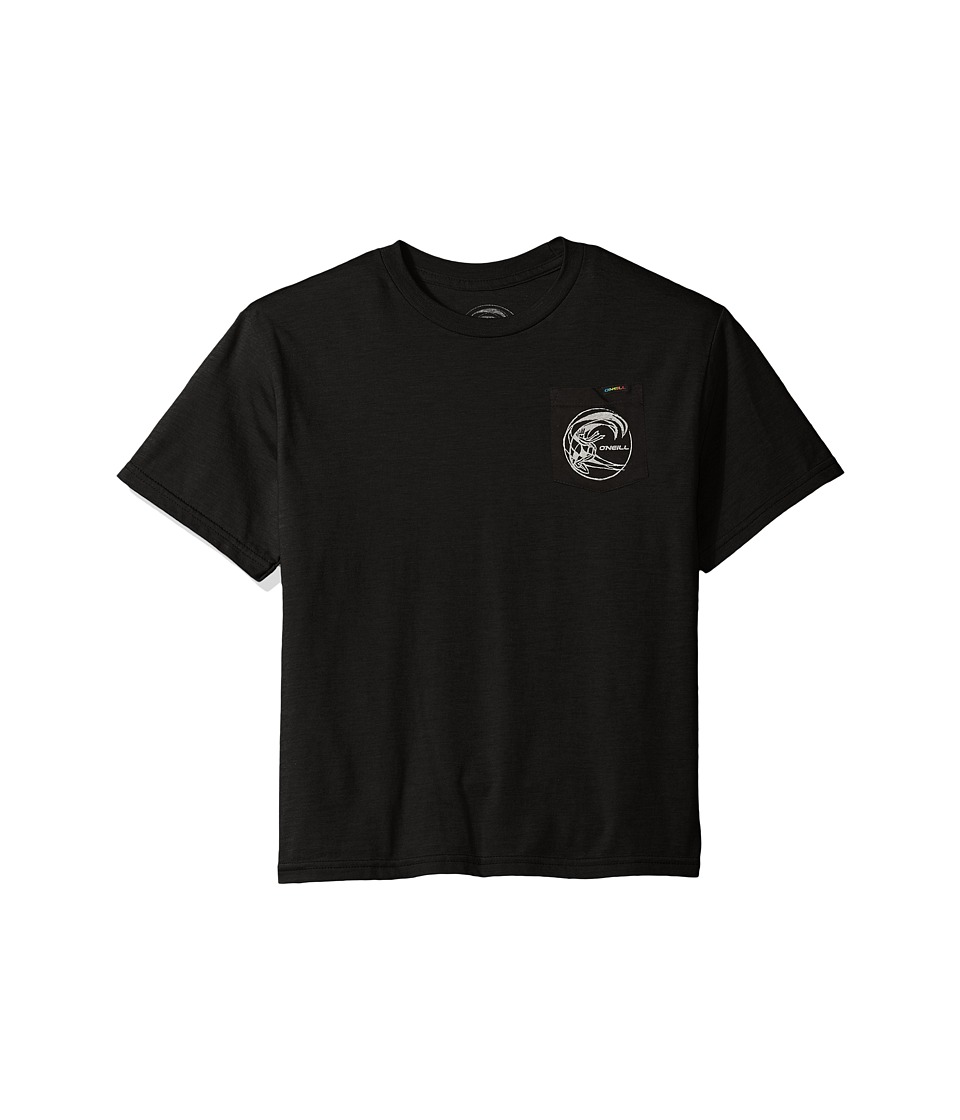 O'Neill Kids - Slabs Tee (Big Kids) (Black) Boy's T Shirt