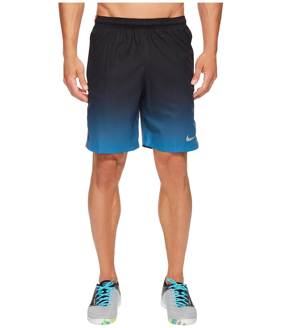 Nike - Dry CR7 Squad Soccer Short (Industrial Blue/Metallic Silver) Men's Shorts