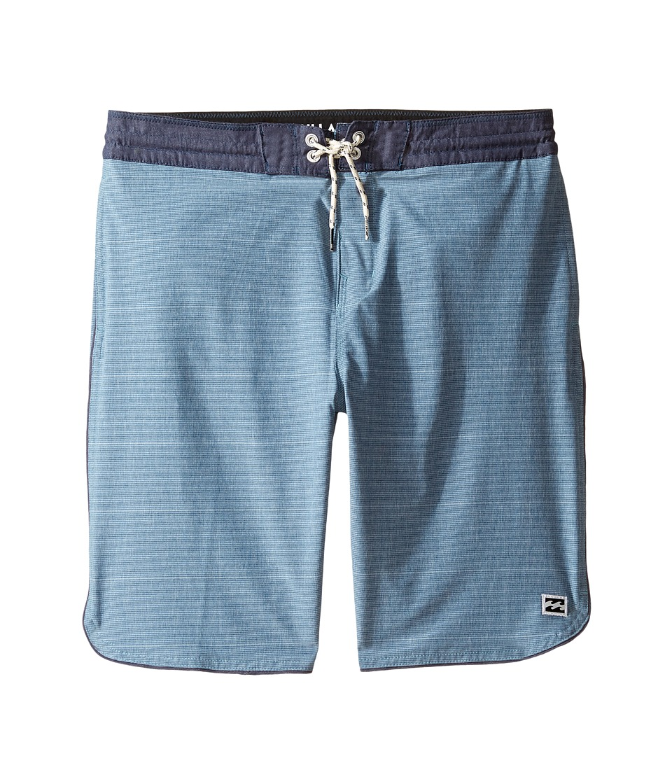 Billabong Kids - 73 LT Boardshorts (Big Kids) (Blue) Boy's Swimwear