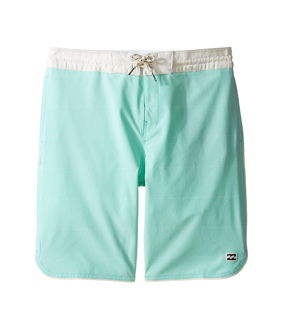 Billabong Kids - 73 LT Boardshorts (Big Kids) (Foam) Boy's Swimwear