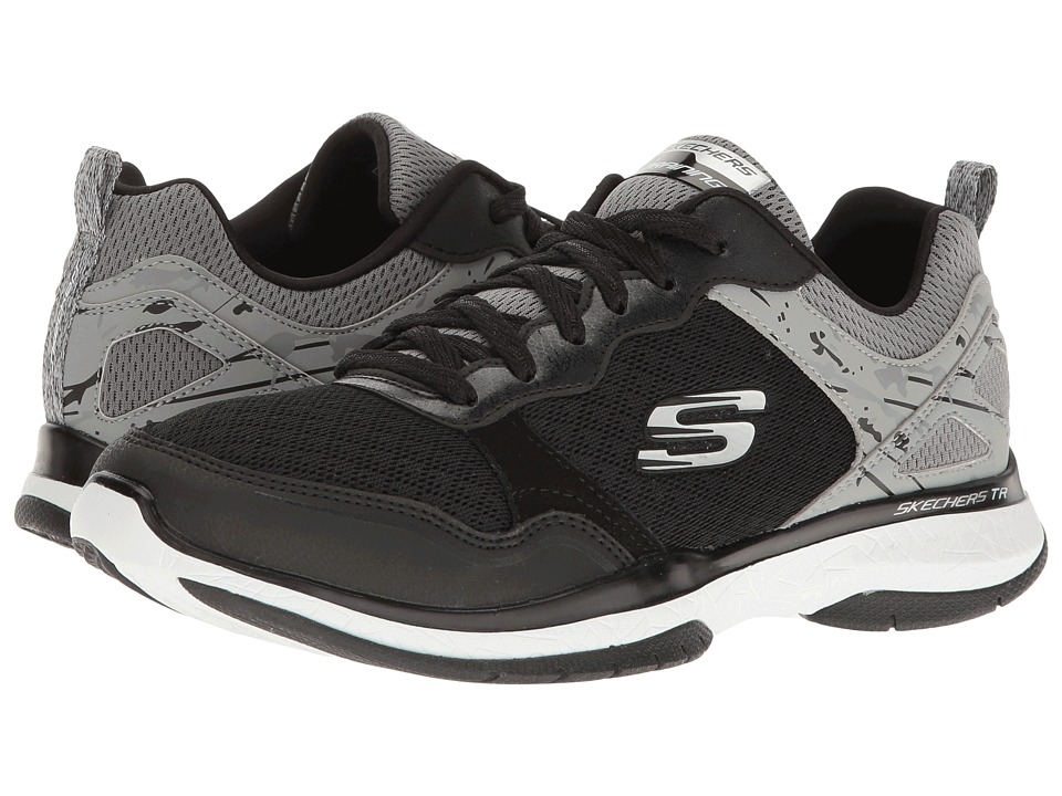 SKECHERS - Burst TR (Black) Women's Shoes