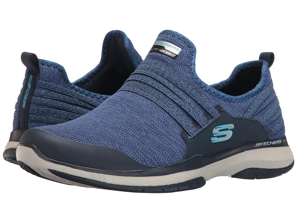 SKECHERS - Burst TR (Navy) Women's Shoes