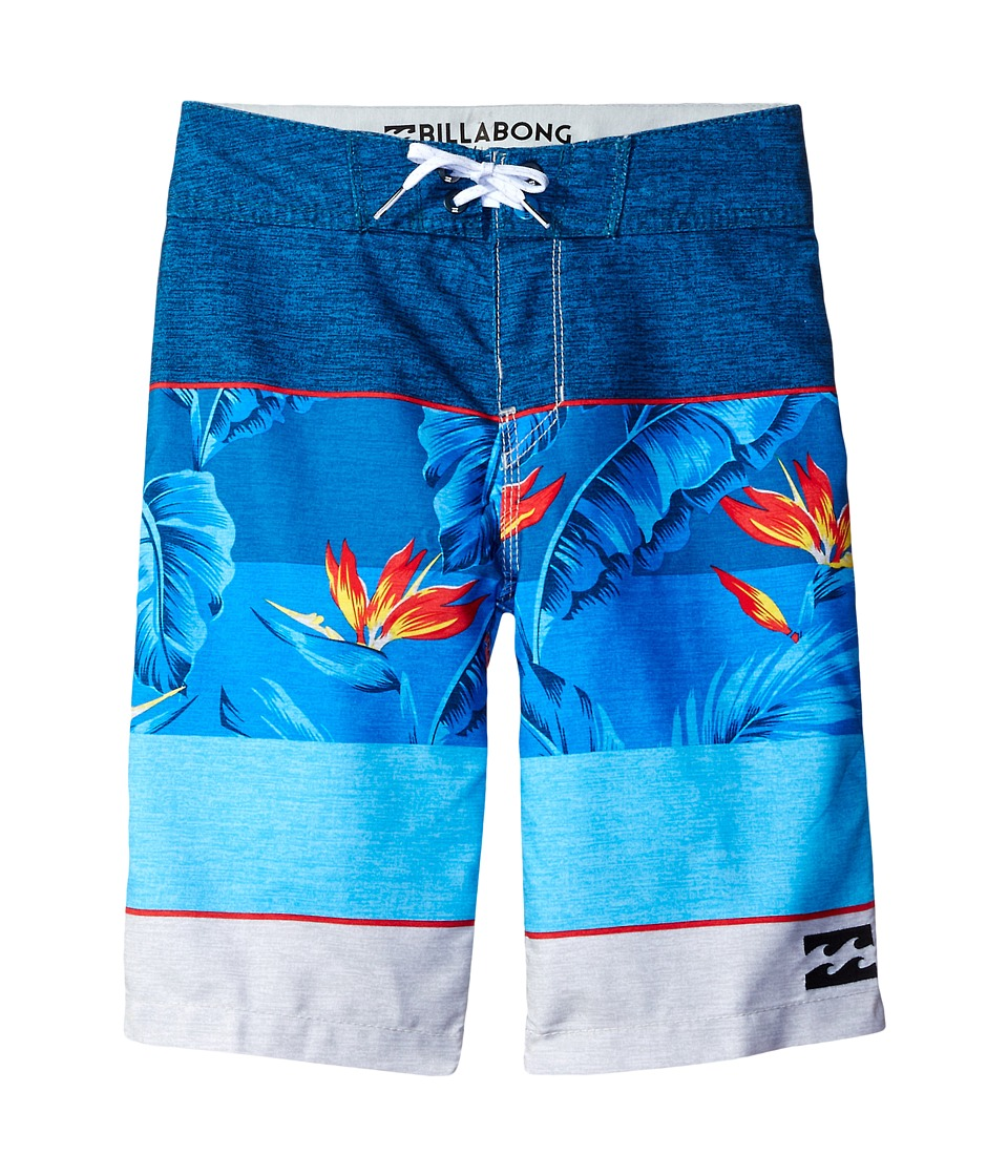 Billabong Kids - Paradise OG Boardshorts (Big Kids) (Sand) Boy's Swimwear