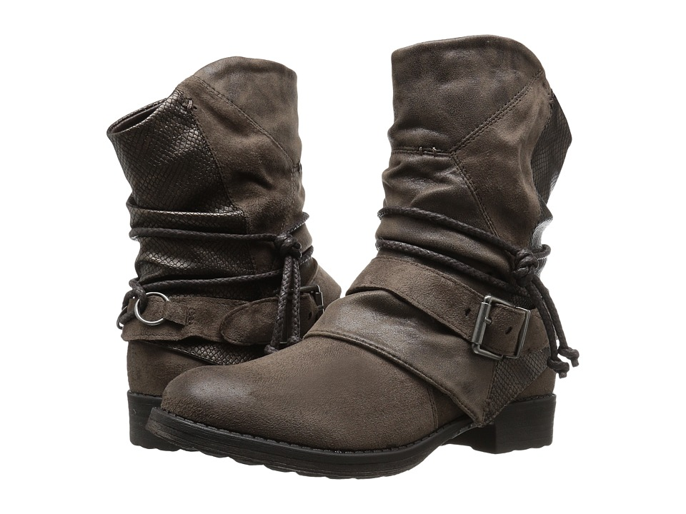 Dirty Laundry - TTYL (Brown) Women's Boots