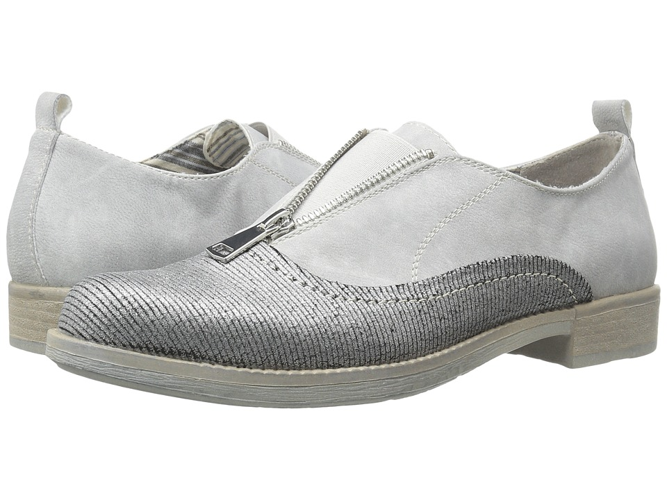 Dirty Laundry - Tailored (Silver) Women's Shoes