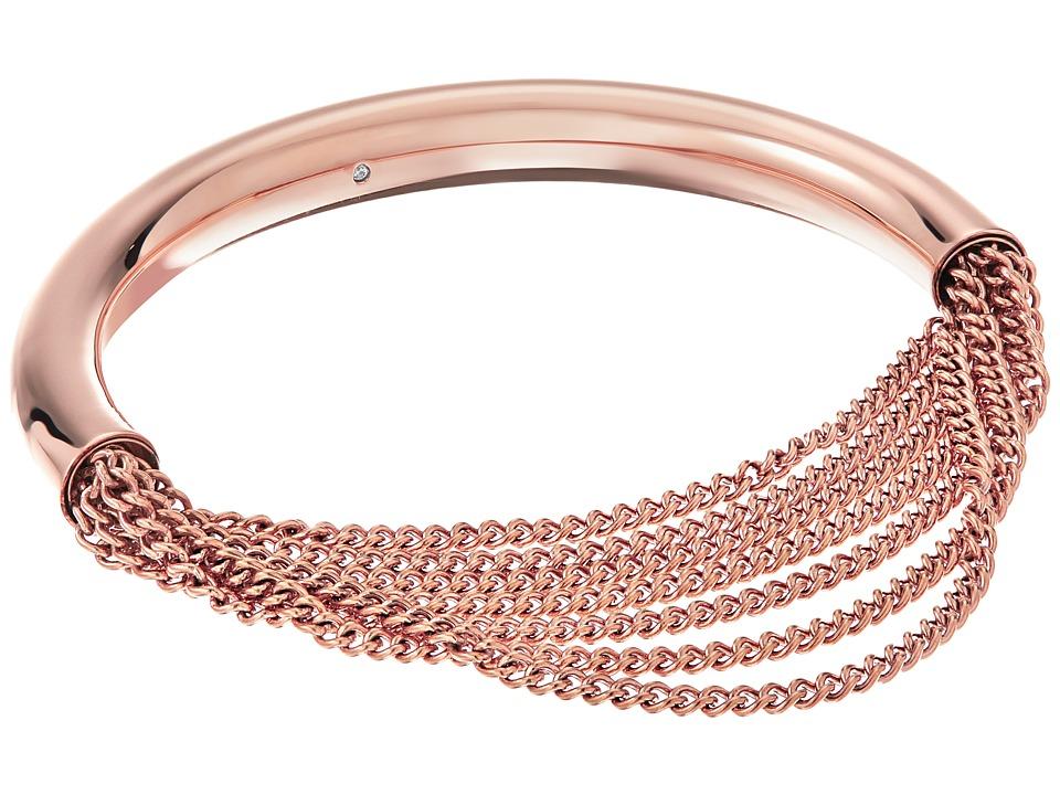 Michael Kors - Modern Fringe Bracelet (Rose Gold) Bracelet