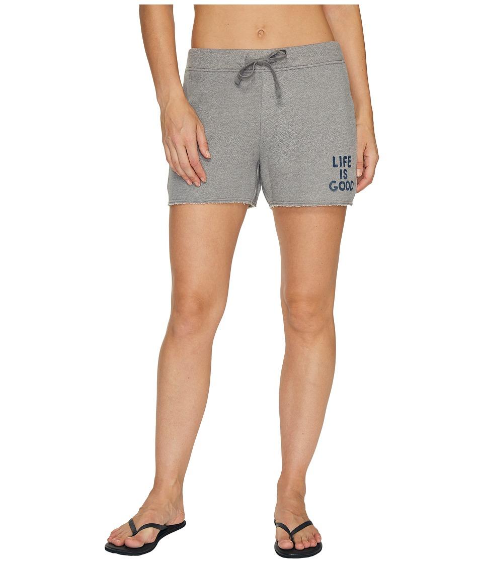 Life is Good - Beachy Short (Slate Grey) Women's Shorts