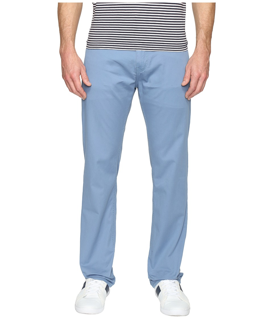Dockers Men's - Five-Pocket Straight (Copen Blue) Men's Casual Pants