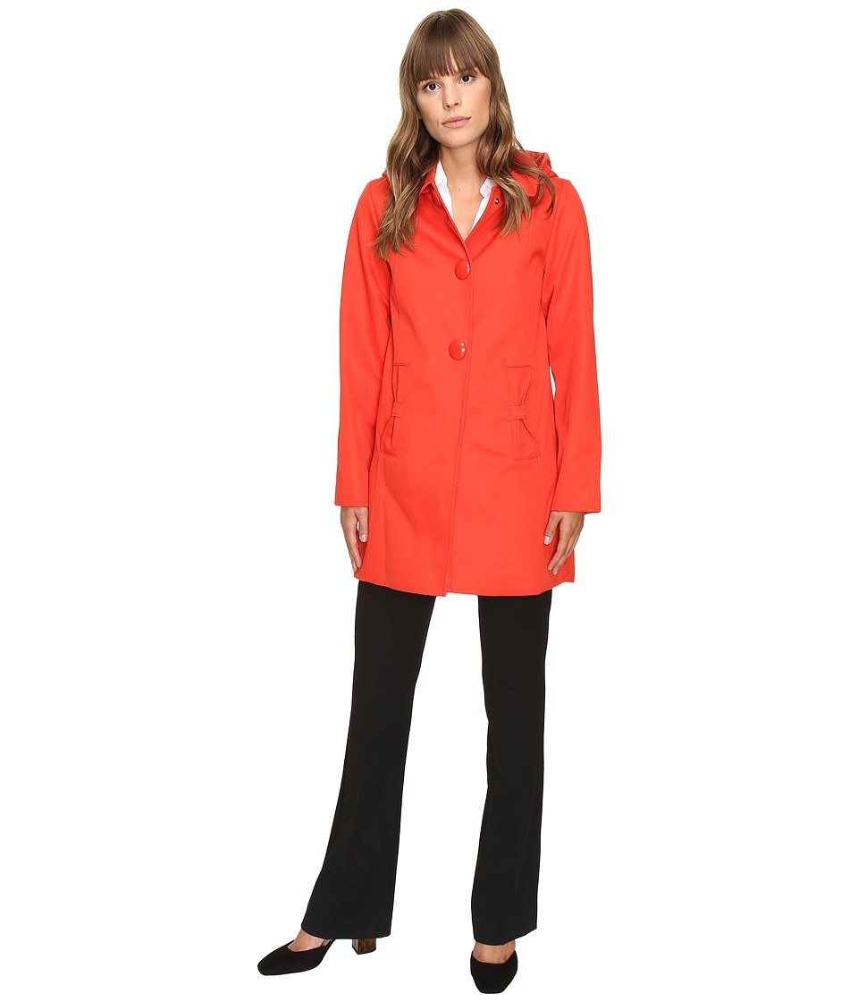 Kate Spade New York - Raincoat 32 (Lollipop Red) Women's Coat