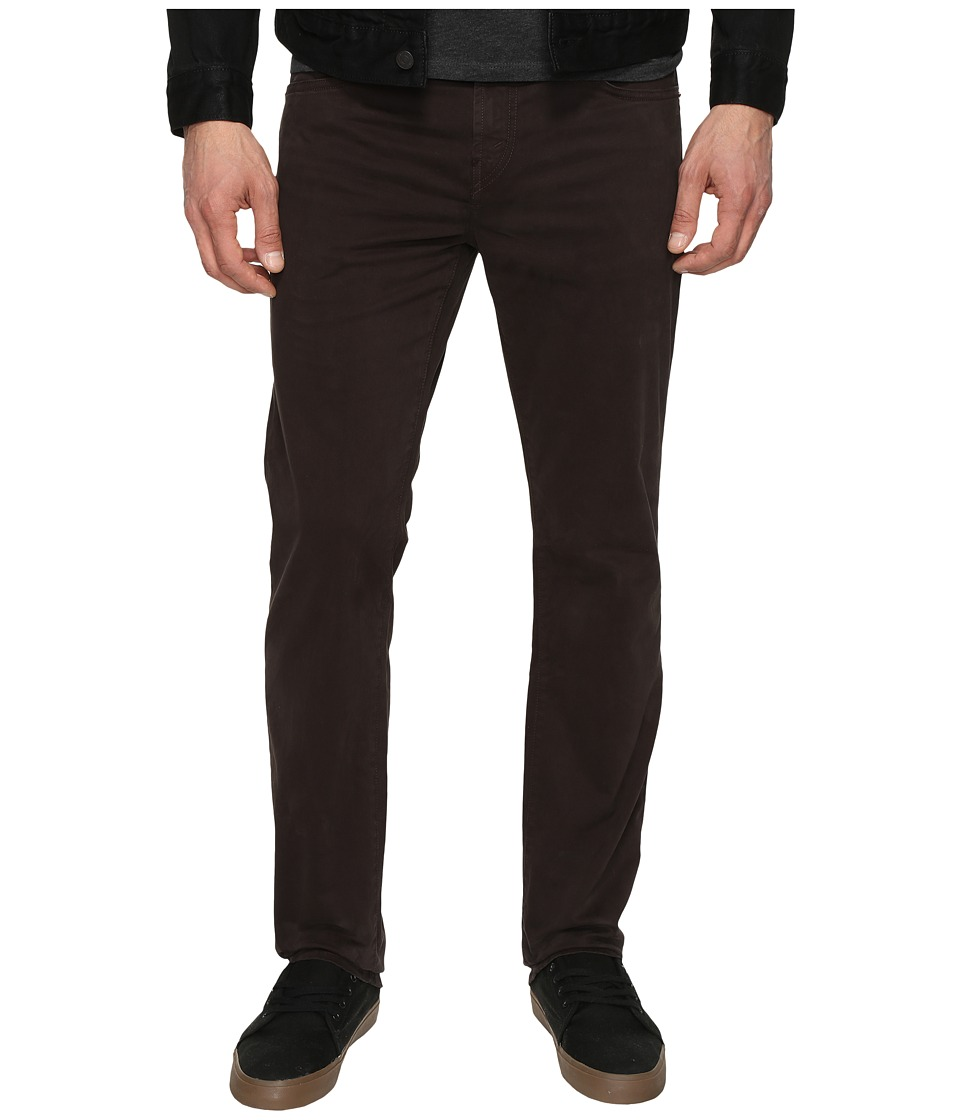 J Brand - Kane Slim Straight in Chocolate (Chocolate) Men's Jeans