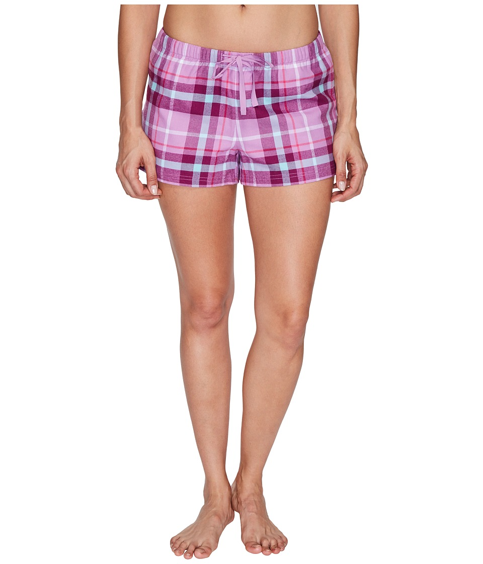 Life is good - Classic Sleep Boxers (Dusty Orchid) Women's Shorts